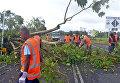"Последствия циклона ""Уинстон"" на Фиджи"