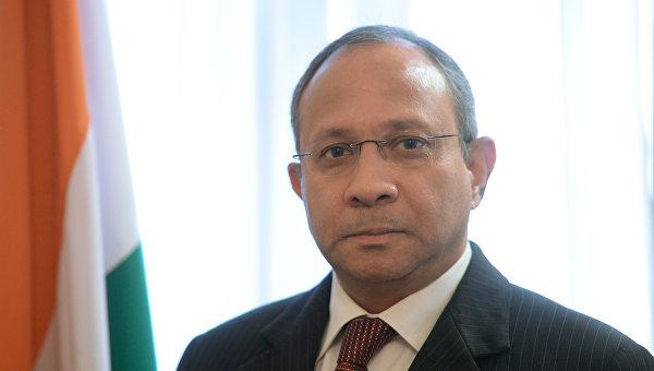 Новый посол Индии в России Панкадж Саран. Архивное фото