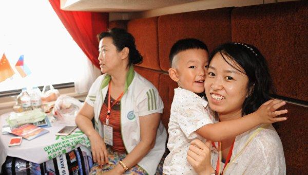 Туристический поезд Великий Чайный путь Маньчжурия - Сибирь
