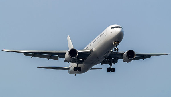 Самолет Boeing 767-300. Архивное фото