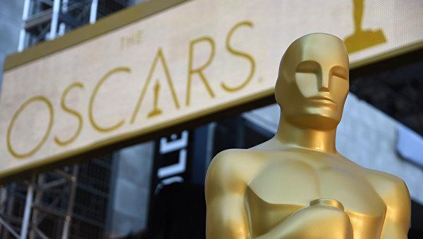Подготовка к 88-й ежегодной церемонии вручения премии Оскар в Голливуде