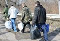 Обмен пленными между ЛНР и Украиной