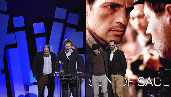 Сын Саула получил Оскар за лучший фильм на иностранном языке