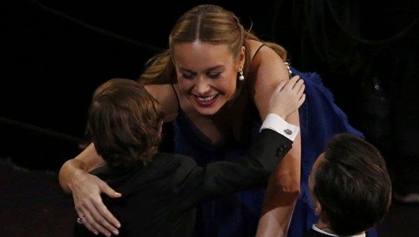 Лучшая актриса-2015 по версии Оскар - Бри Ларсон
