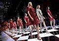 Показ Dolce & Gabbana в рамках Недели моды в Милане, Италия