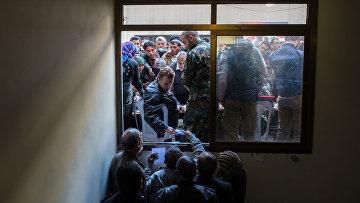 Участники конференции по примирению в Сирии