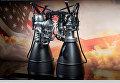 Модель двигателя AR1 компании Aerojet Rocketdyne