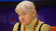 Валентина Павловна Бузина. Архивное фото