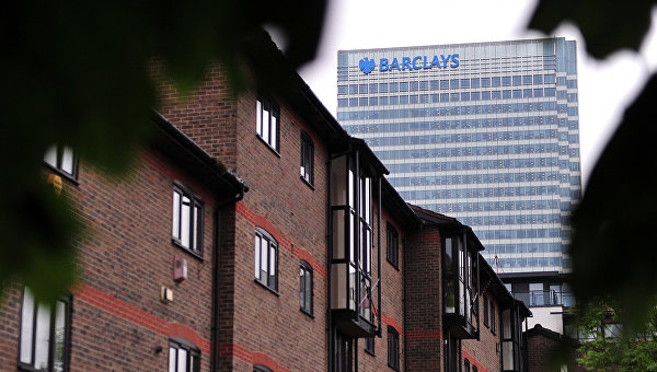 Штаб-квартира банка Barclays в Лондоне. Архивное фото