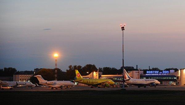 Международный аэропорт Ростов-на-Дону. Архивное фото