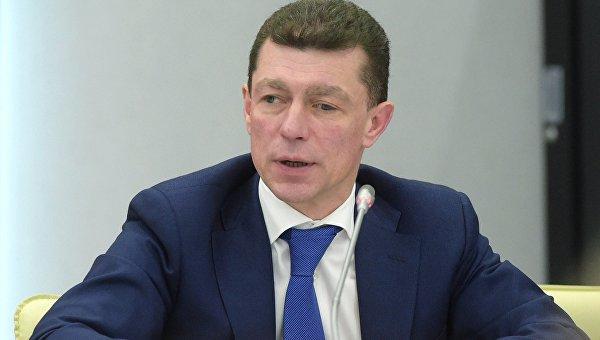 Министр труда и социальной защиты Максим Топилин. Архивное фото
