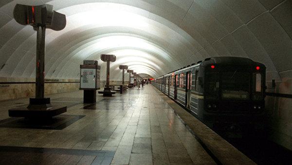 Станция метро Тимирязевская в Москве. Архивное фото
