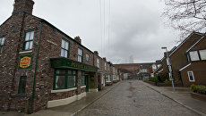 Улица в Британии. Архивное фото