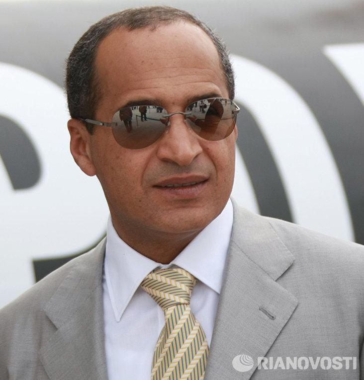 Президент ООО Стройгазконсалтинг Зияд Манасир