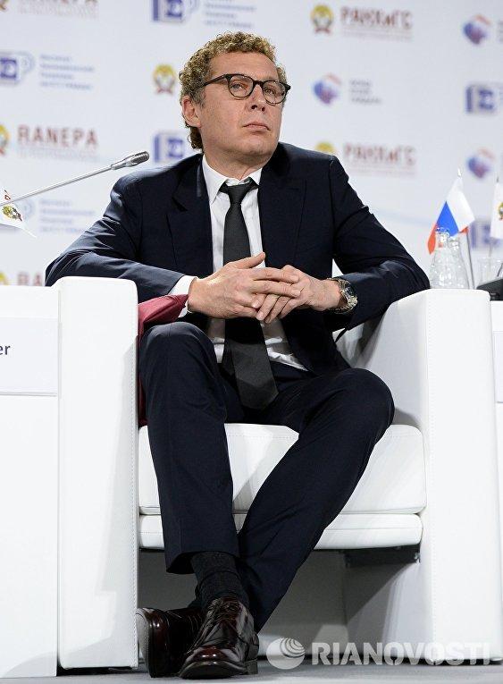 Управляющий акционер компании Rambler&Co Александр Мамут