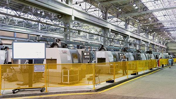 Оружейное производство на заводе концерна Калашников
