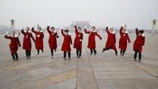 Открытие сессии Китайской народной политической консультативной конференции (НПКСК) в Большом зале народных собраний в Пекине. 3 марта 2016