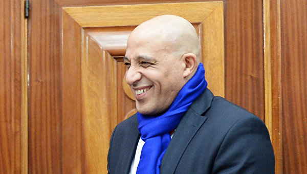 Директор Национального туристического офиса Марокко в России Самир Сусси Риах