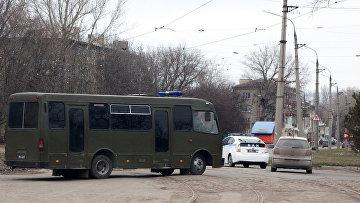 Обмен пленными в ЛНР. Архивное фото