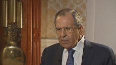 Держатся хорошо – Лавров о сотрудниках атакованных на Украине дипмиссий РФ