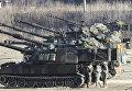 Совместные учения Южной Кореи и США. 10 марта 2016