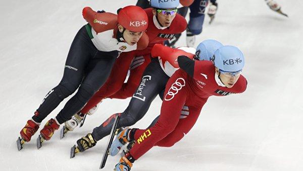 Чемпионат мира по шорт-треку в Сеуле