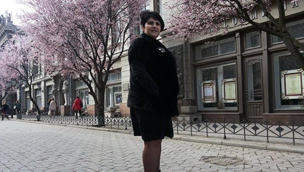Леннара Рустамова