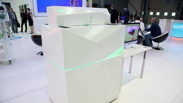 МИМ-340 производства Швабе появился в самарском медуниверситете