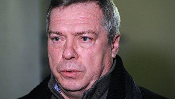 Губернатор Ростовской области Василий Голубев. Архивное фото