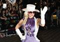 Певица Леди Гага в Гонконге, 2012 год
