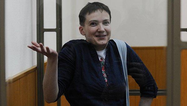 Оглашение приговора Надежде Савченко. Архивное фото