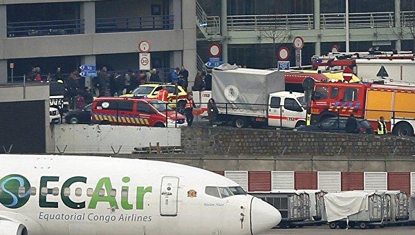 Власти Бельгии усилили меры безопасности в аэропорту Антверпена
