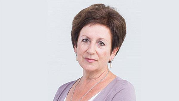 ВРИО Председателя Законодательного Собрания Севастополя Екатерина Алтабаева