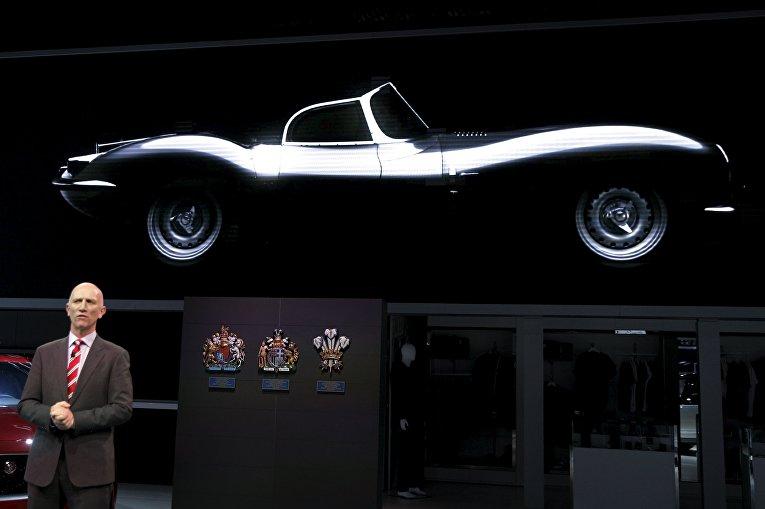 Международный автосалон New York International Auto Show