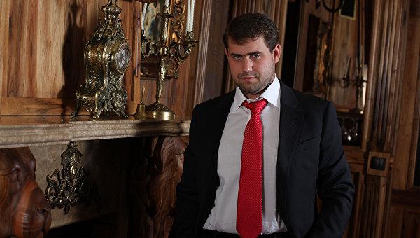 Молдавский бизнесмен Илан Шор