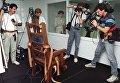 Электрический стул в тюрьме штата Флорида, США
