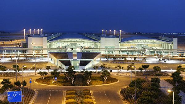 Аэропорт Ларнаки, Кипр. Архивное фото