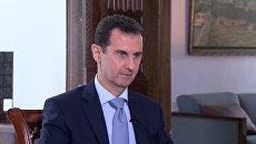На Запад нельзя полагаться – Башар Асад об уроках сирийского конфликта