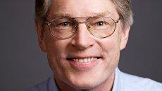 Немецкий журналист Эрнст Вольф
