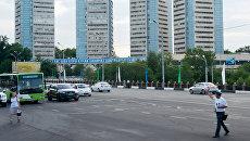 Города мира. Ташкент. Узбекистан. Архивное фото