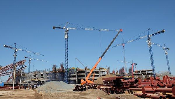 Строительство стадиона кЧМ-2018 вСамаре находится вкритической зоне