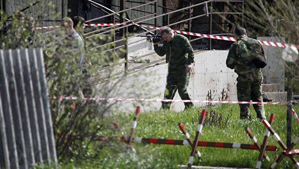 Полиция подтвердила, что при взрыве на Ставрополье никто не пострадал