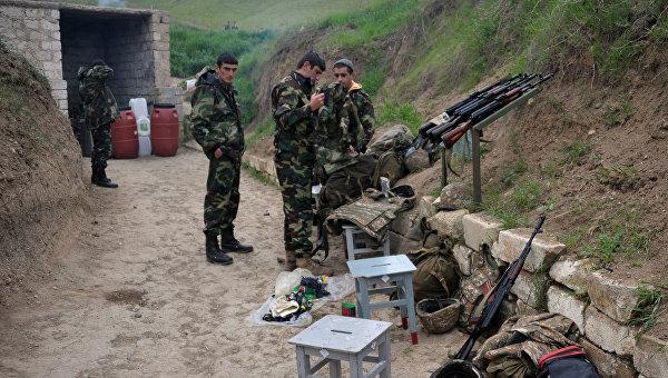 В Азербайджане заявили о 14 нарушениях перемирия в Карабахе за сутки