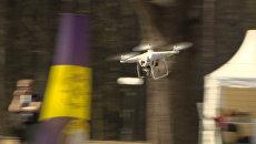 Беспилотники на трассе: первые в РФ гонки дронов стартовали в Подмосковье
