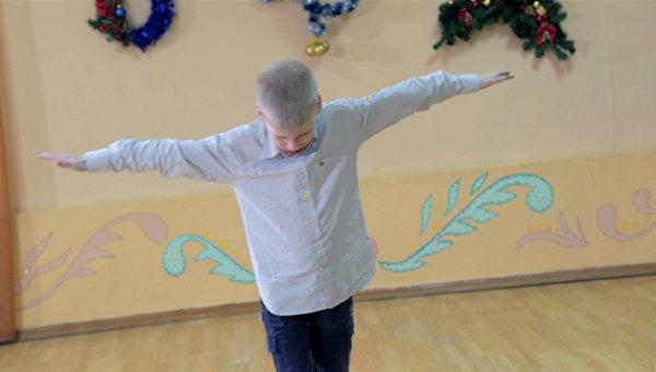 Гриша, 9 лет. Смельчак и исследователь, любит общаться и никогда не унывает
