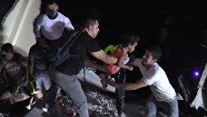 Землетрясение в Эквадоре: спасательная операция и кадры разрушений