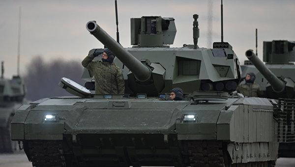 National Interest составил приблизительно топ-5 самых мощных армий к 2030