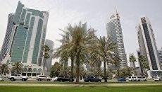 Вид на Доху, Катар. Архивное фото