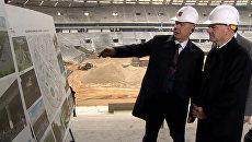 Президент ФИФА Инфантино поделился впечатлениями от арены Лужники