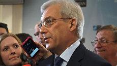 Грушко рассказал о договоренности НАТО и России в отношении Афганистана